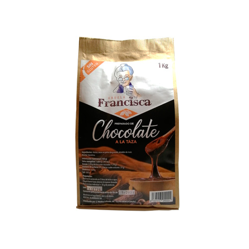 Chocolate Abuela Francisca